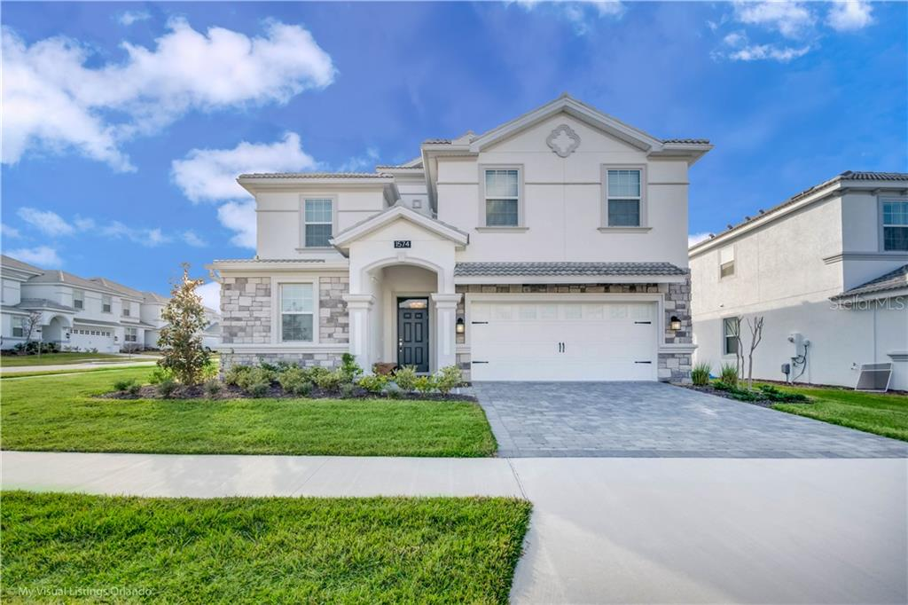 1574 OBSERVER LANE Property Photo - CHAMPIONS GATE, FL real estate listing