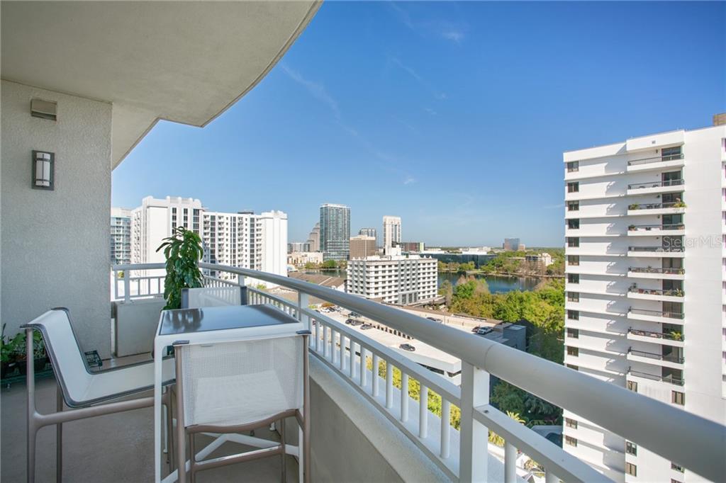 100 S EOLA DRIVE #1406 Property Photo - ORLANDO, FL real estate listing