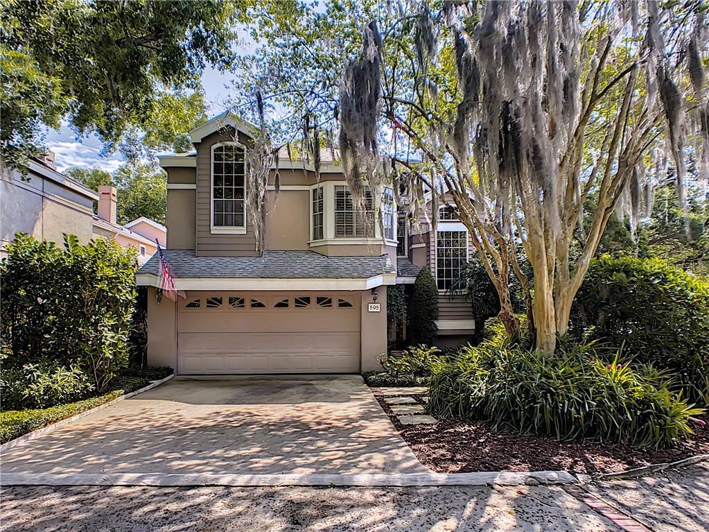 595 HUNTINGTON AVENUE #4 Property Photo - WINTER PARK, FL real estate listing