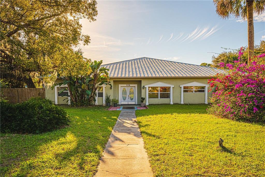 106 SINGLETON AVENUE Property Photo - TITUSVILLE, FL real estate listing