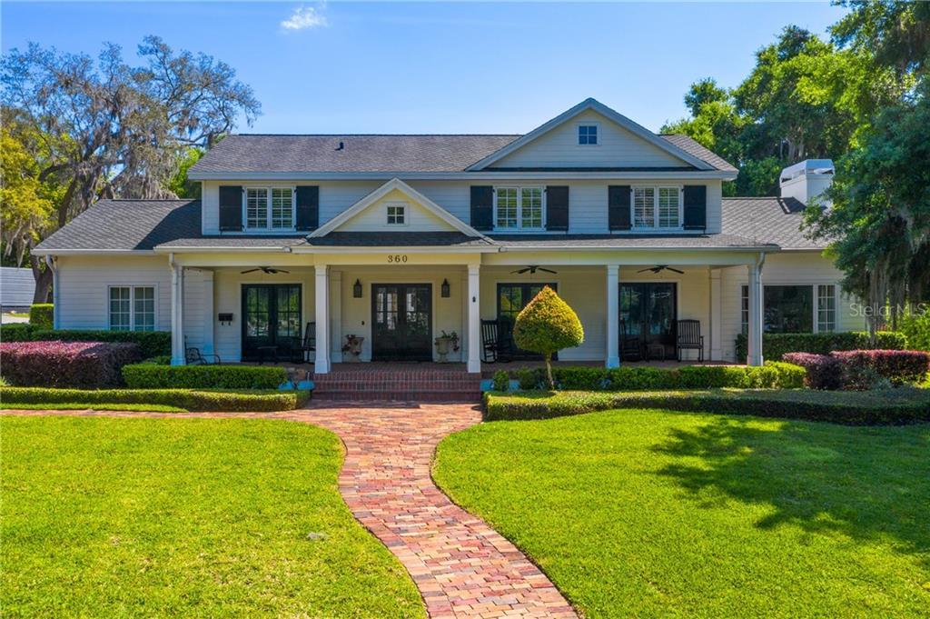 360 N Lake Sybelia Drive Property Photo