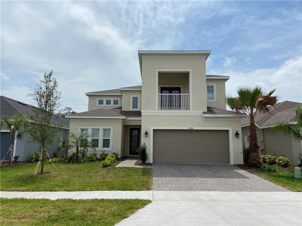 2716 PURPLE ORCHID STREET Property Photo - ORLANDO, FL real estate listing