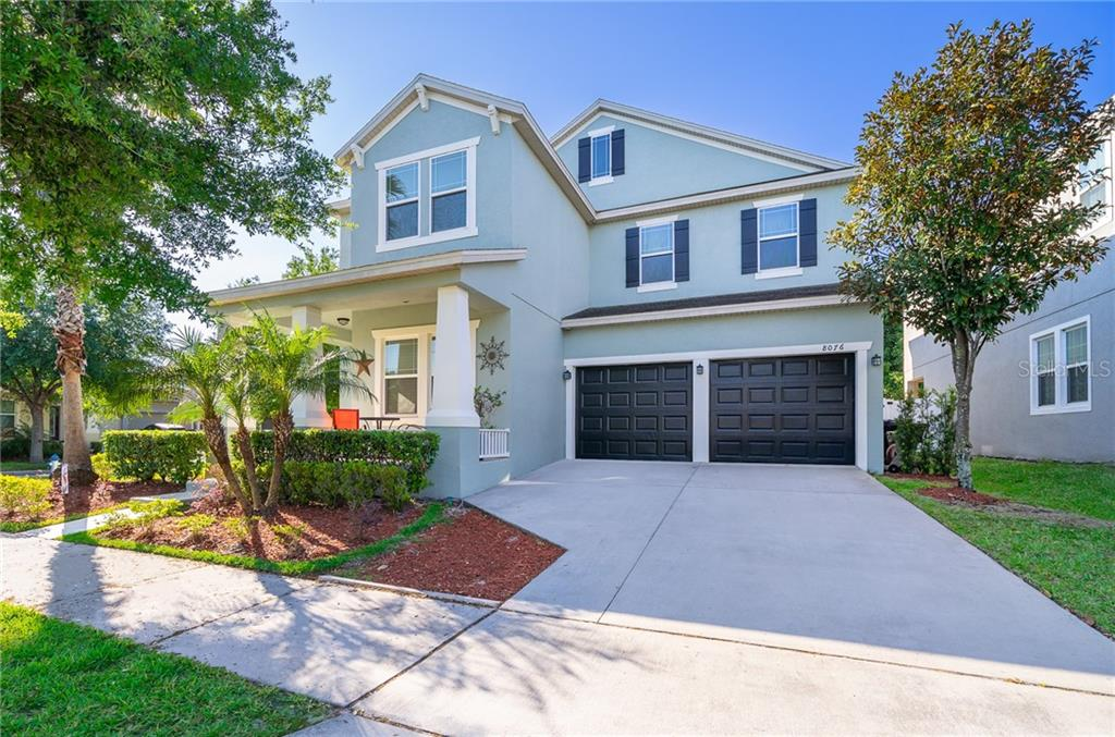 8076 EDGEWOOD FOREST DRIVE Property Photo - ORLANDO, FL real estate listing