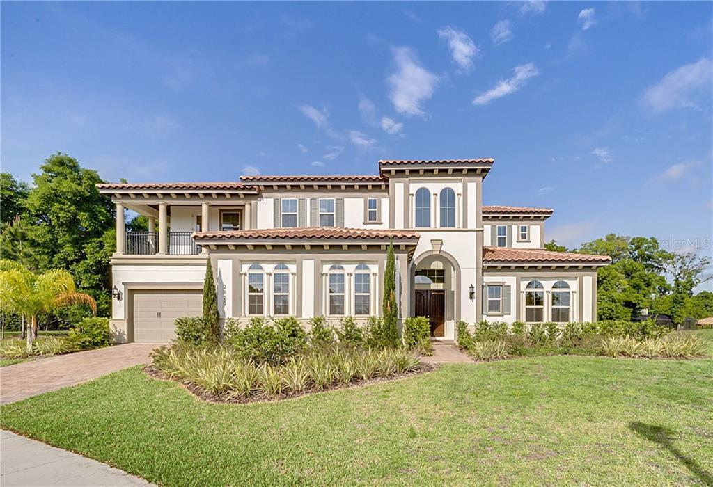2120 MARKHAM LANDINGS WAY Property Photo - SANFORD, FL real estate listing
