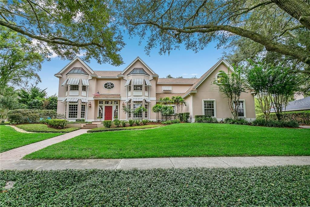 1008 RIDGECREST ROAD Property Photo - ORLANDO, FL real estate listing