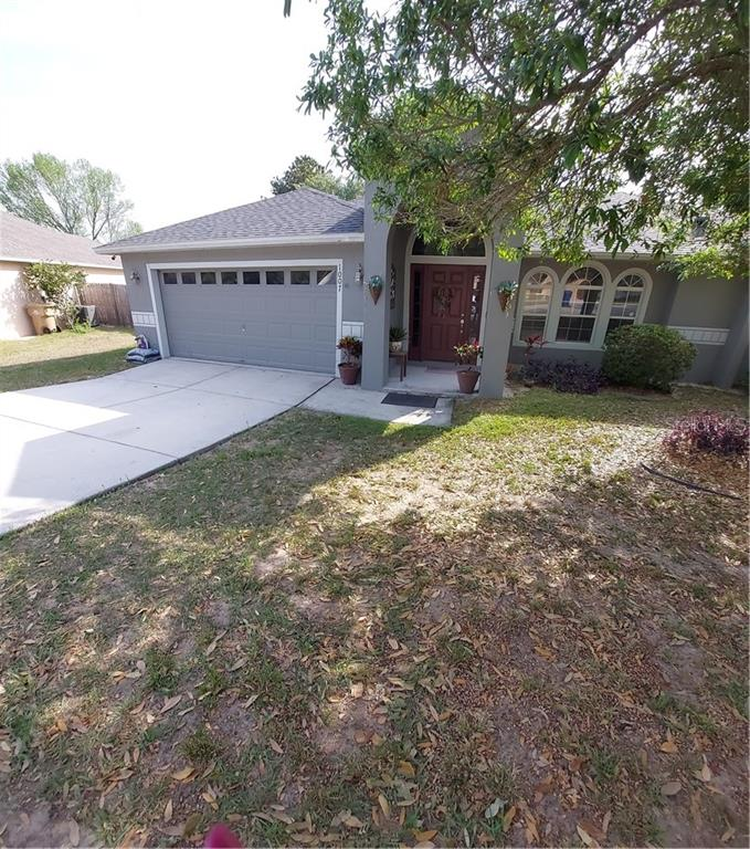 1007 BLUE GRASS Property Photo - GROVELAND, FL real estate listing