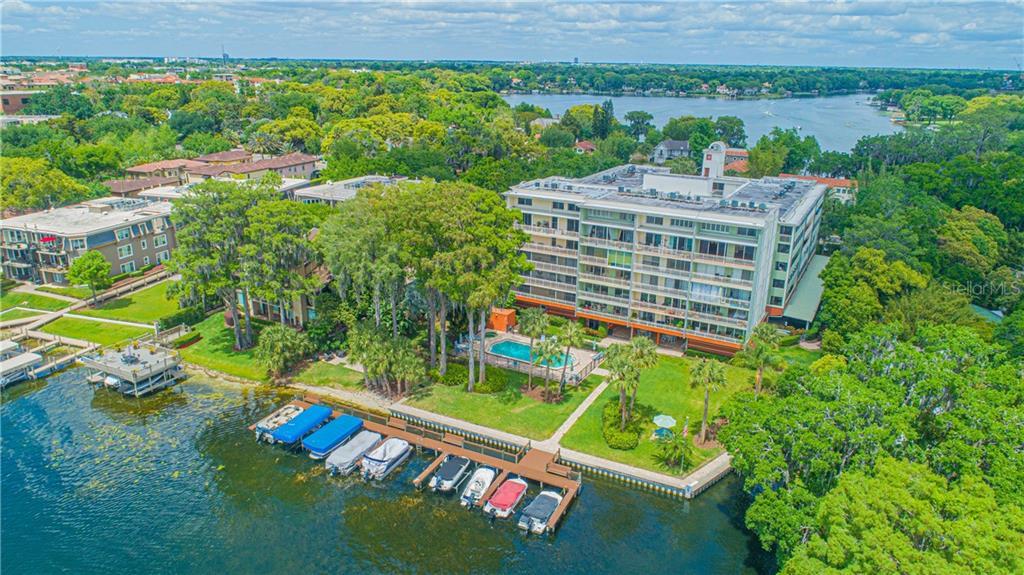 690 OSCEOLA AVENUE #607 Property Photo - WINTER PARK, FL real estate listing