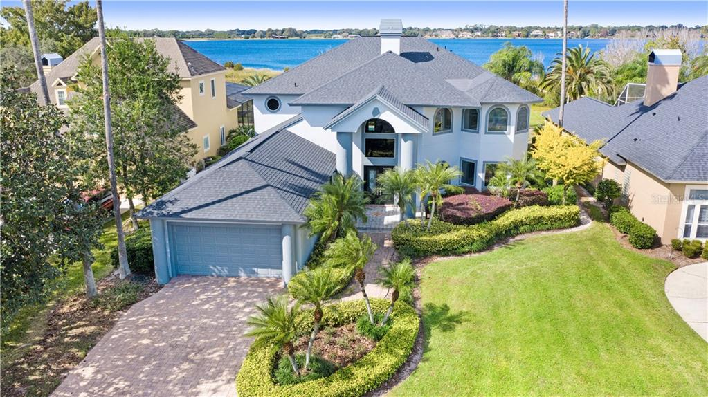 1661 EDGEWATER DRIVE Property Photo - MOUNT DORA, FL real estate listing