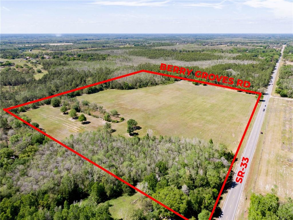 STATE ROAD 33 Property Photo - CLERMONT, FL real estate listing