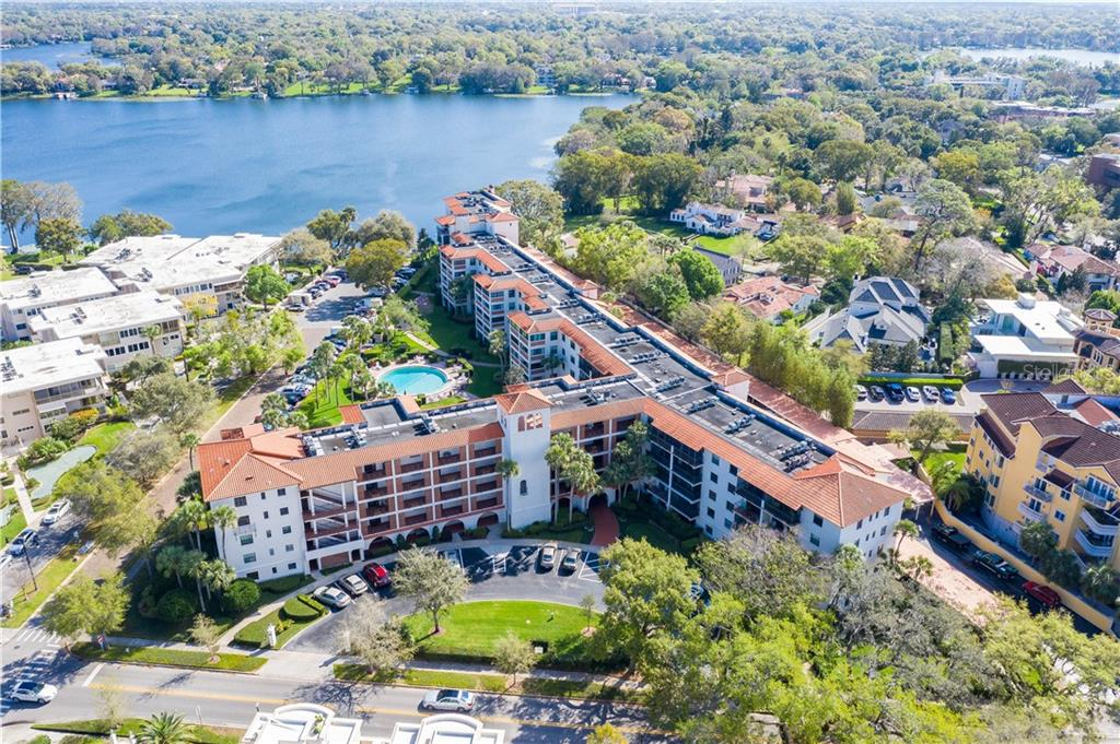 100 S INTERLACHEN AVENUE #106 Property Photo - WINTER PARK, FL real estate listing