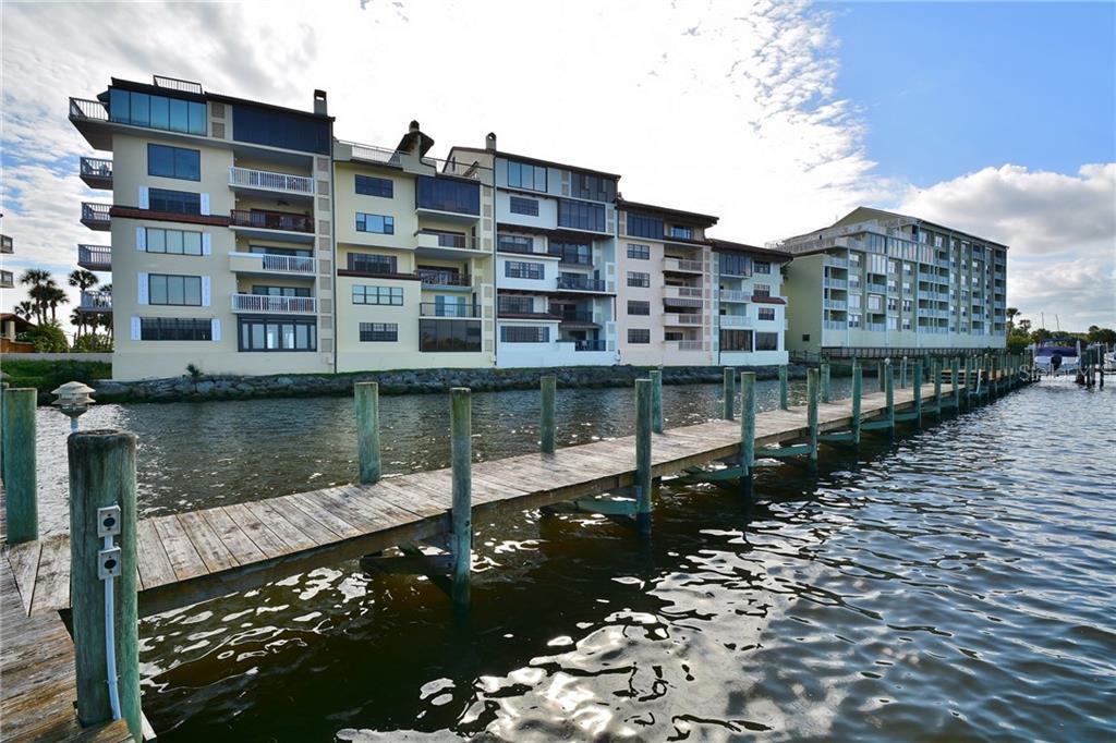 711 MARINA POINT DRIVE #7110 Property Photo - DAYTONA BEACH, FL real estate listing