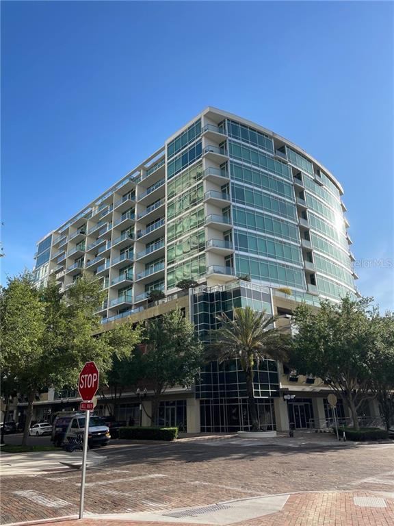 101 S EOLA DRIVE #602 Property Photo - ORLANDO, FL real estate listing