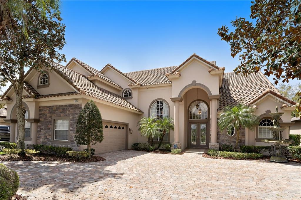 121 HAWKCREST COURT Property Photo - DEBARY, FL real estate listing
