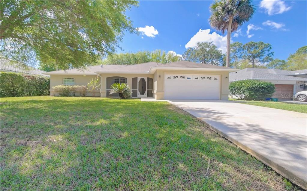 11 BILL COURT Property Photo - PALM COAST, FL real estate listing