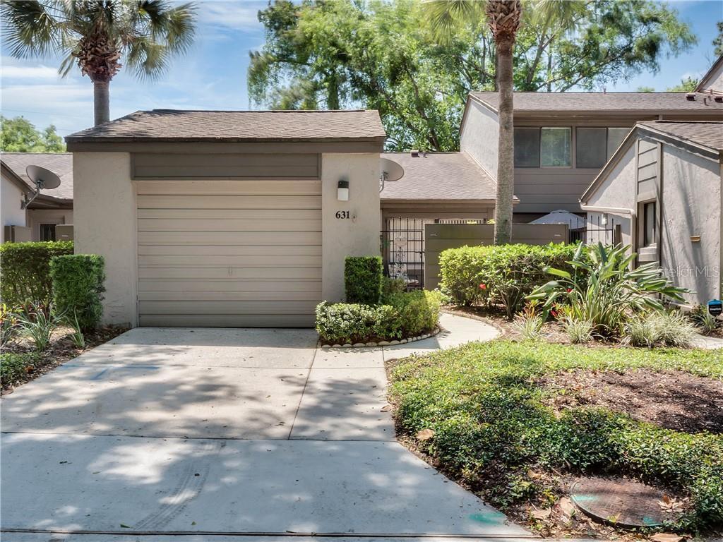 631 WOODRIDGE DRIVE Property Photo - FERN PARK, FL real estate listing