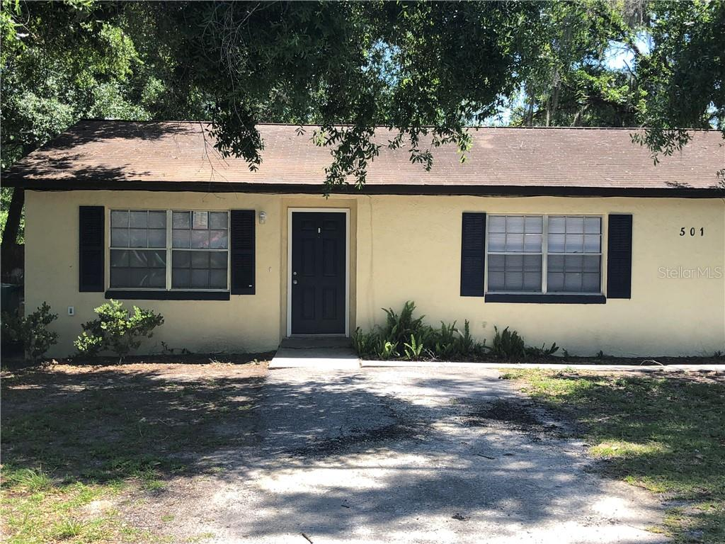 501 N HAWLEY ST Property Photo - EUSTIS, FL real estate listing