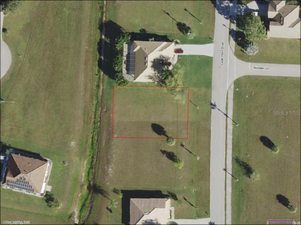 17395 Cape Horn Boulevard Property Photo
