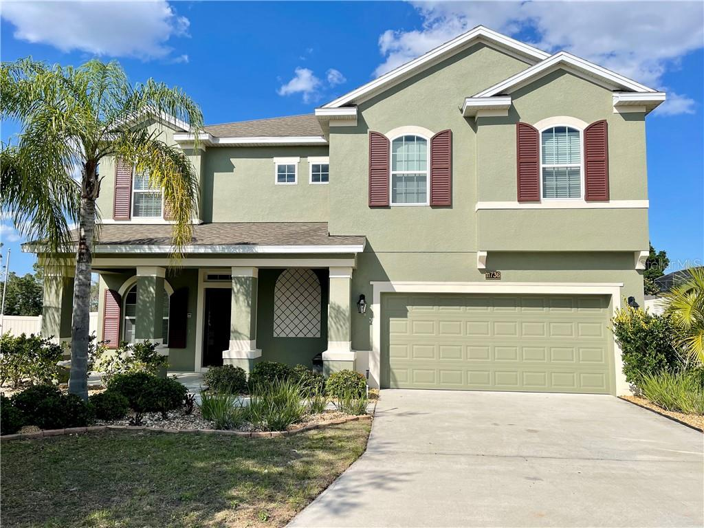 11736 BUTTONHOOK DRIVE Property Photo - CLERMONT, FL real estate listing