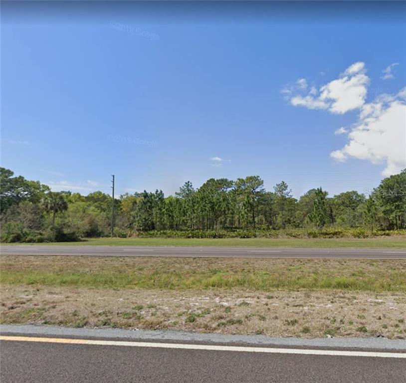 9161 S SUNCOAST BOULEVARD Property Photo - HOMOSASSA, FL real estate listing