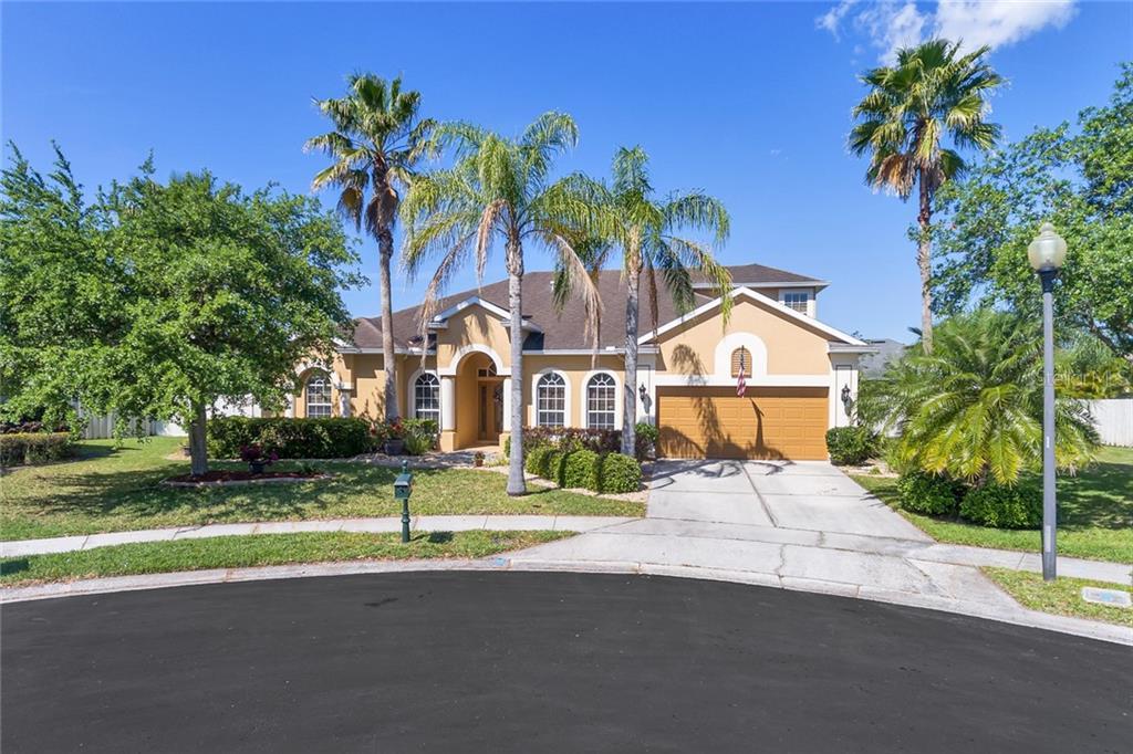 9100 WOODBRIDGE OAK TERRACE Property Photo - ORLANDO, FL real estate listing