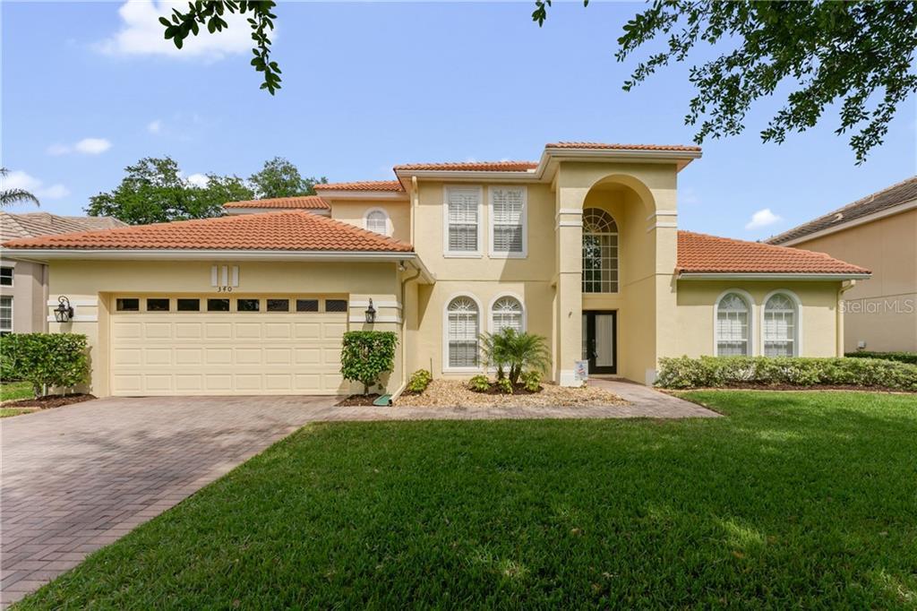 340 CALLIOPE STREET Property Photo - OCOEE, FL real estate listing