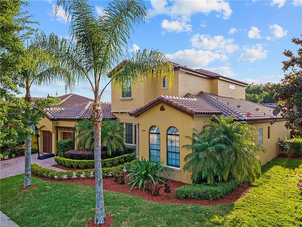 7420 POINTE VENEZIA DRIVE Property Photo - ORLANDO, FL real estate listing