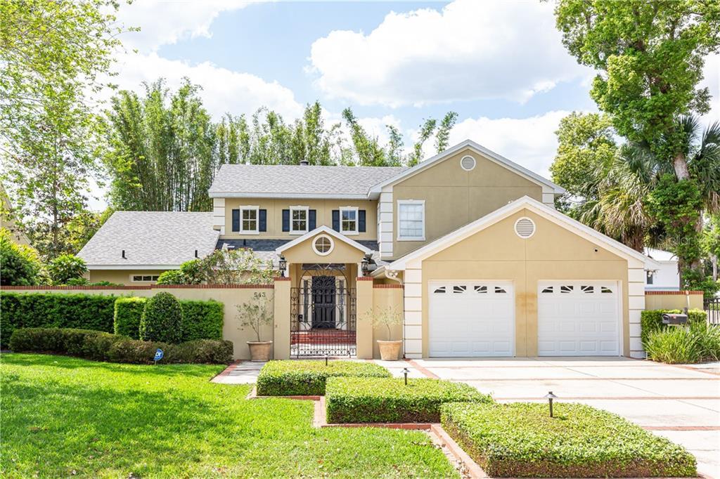 543 Shepherd Avenue Property Photo