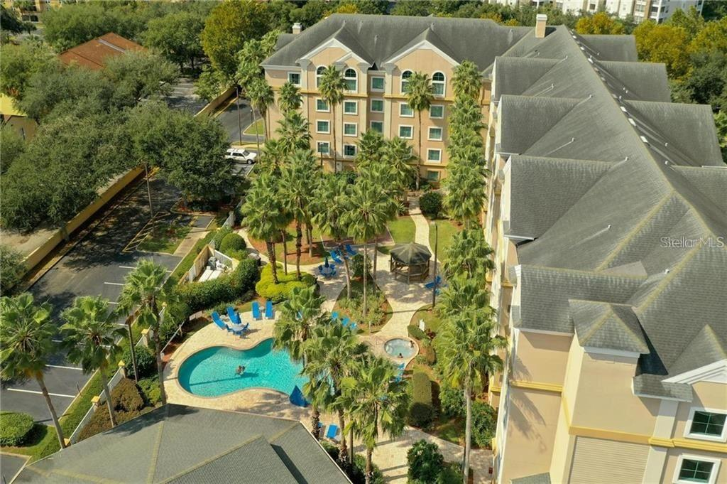 8303 PALM PARKWAY #110 Property Photo - ORLANDO, FL real estate listing