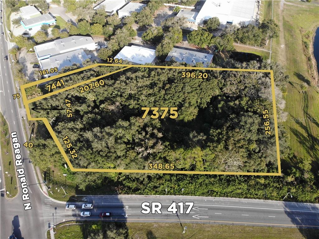 7375-7441 COUNTY ROAD 427 Property Photo - SANFORD, FL real estate listing