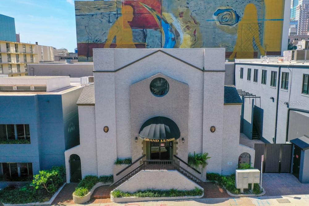 118 E JEFFERSON STREET Property Photo - ORLANDO, FL real estate listing