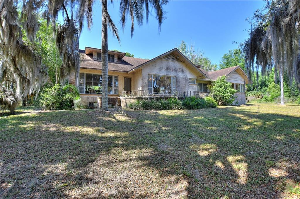 16621 WILSON PARRISH ROAD Property Photo - UMATILLA, FL real estate listing