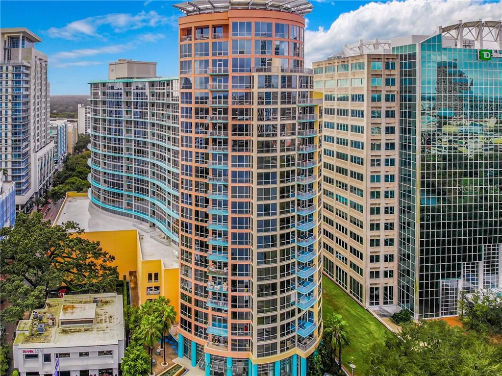 322 E CENTRAL BOULEVARD #815 Property Photo - ORLANDO, FL real estate listing