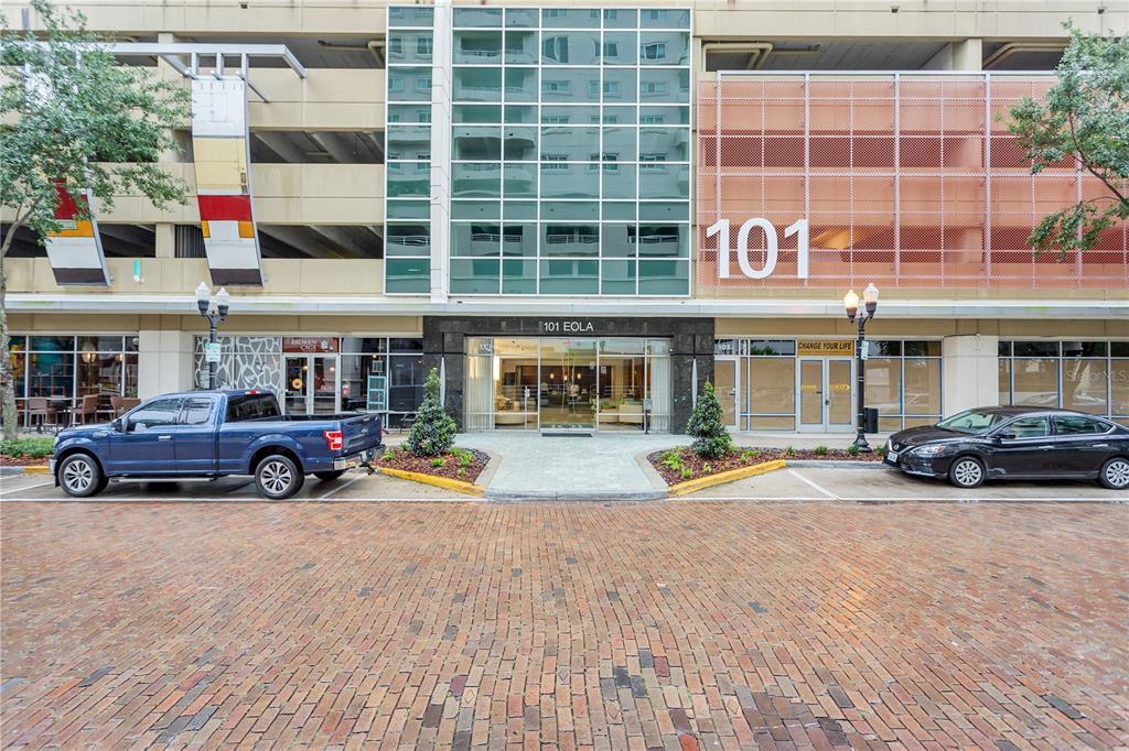 101 S EOLA DRIVE #821 Property Photo - ORLANDO, FL real estate listing