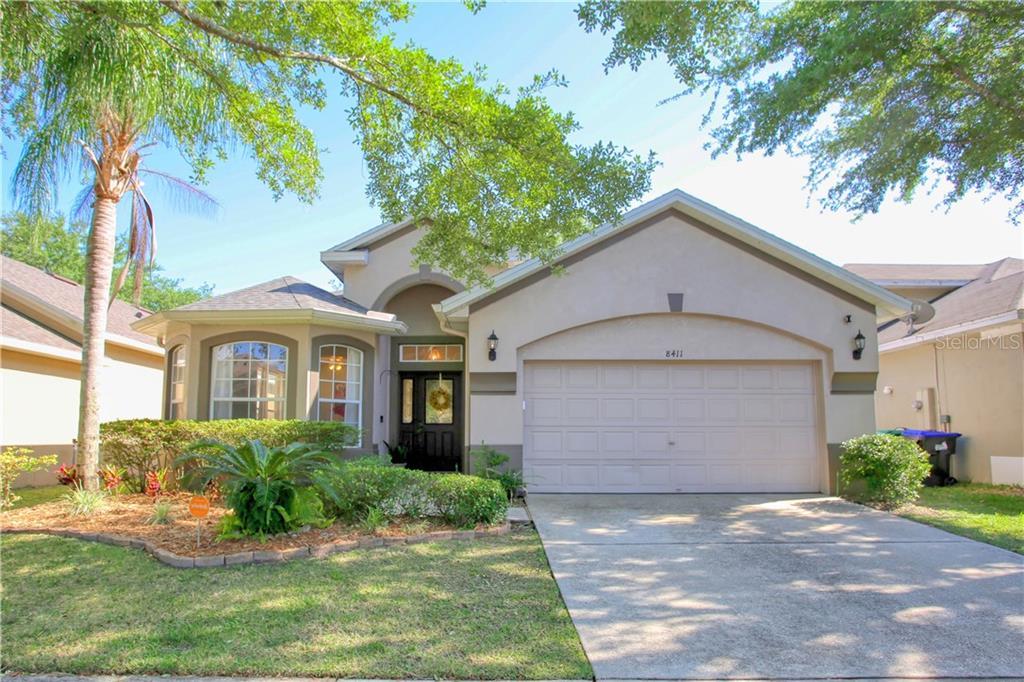 8411 BAYWOOD VISTA DRIVE Property Photo - ORLANDO, FL real estate listing