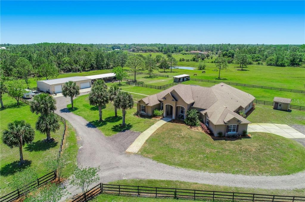 601 WILLOW POND LANE Property Photo - OSTEEN, FL real estate listing