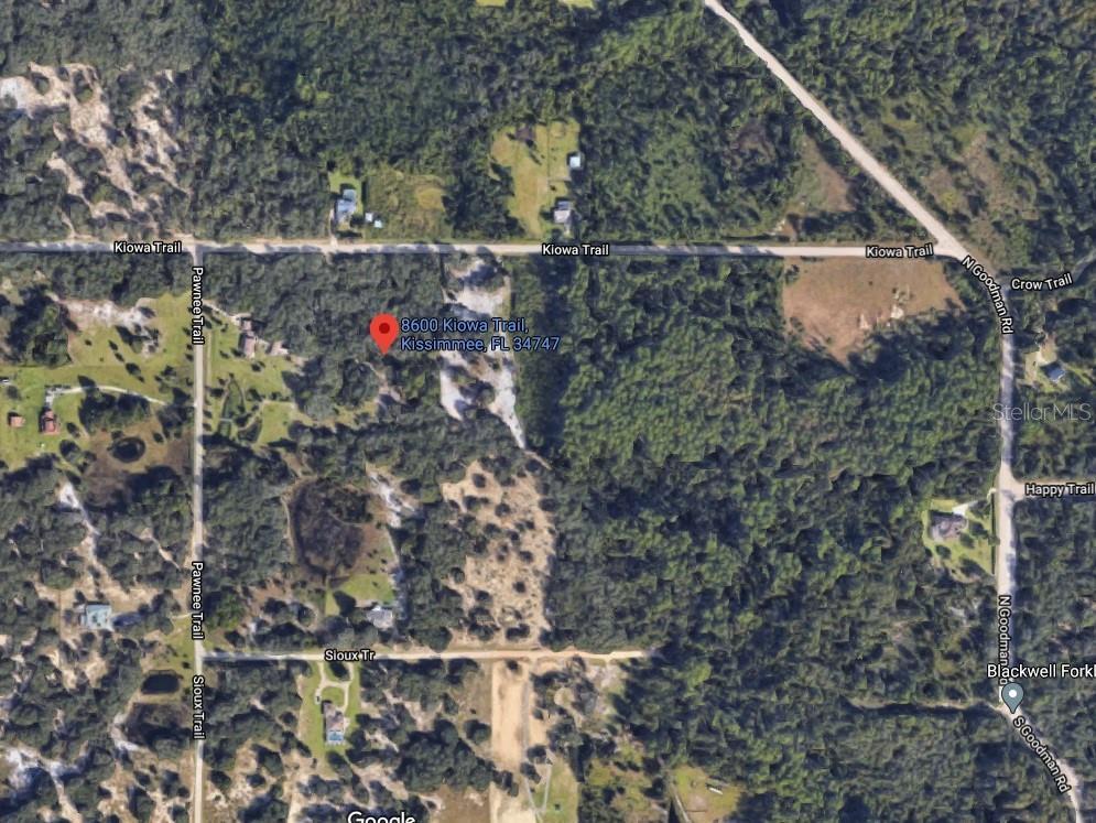 8600 Kiowa Trail Property Photo