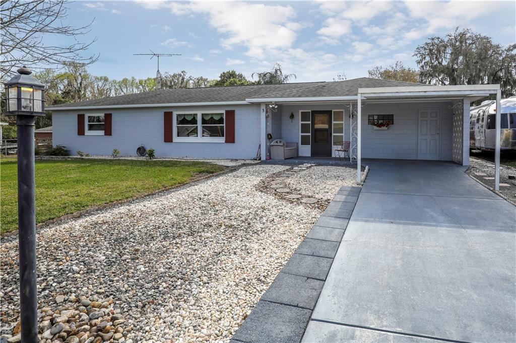 3 TANGERINE ROAD Property Photo - YALAHA, FL real estate listing