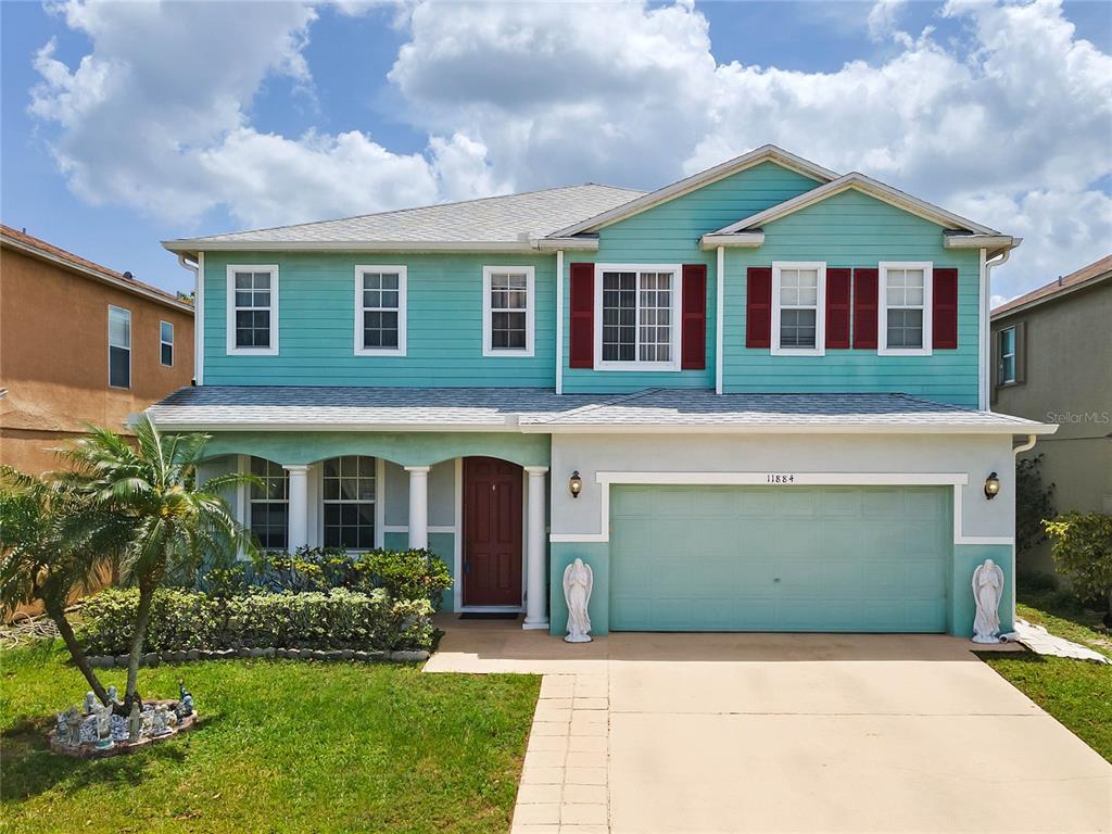 11884 OLD GLORY DRIVE Property Photo - ORLANDO, FL real estate listing