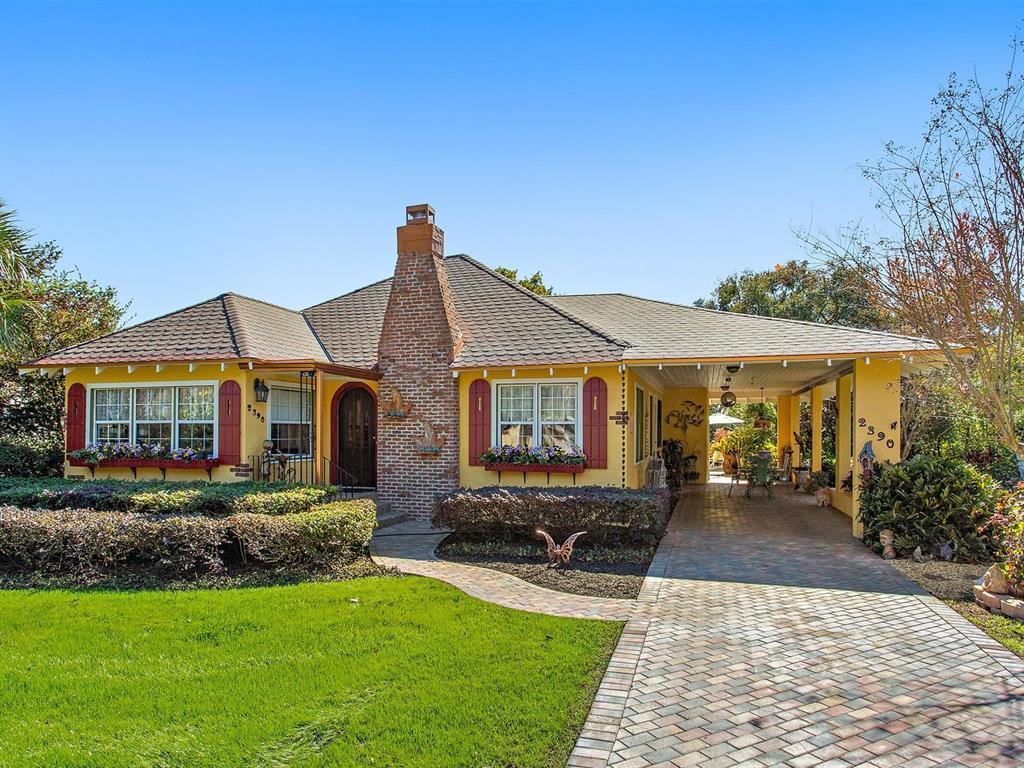 2390 SHERIDAN ROAD Property Photo - MOUNT DORA, FL real estate listing