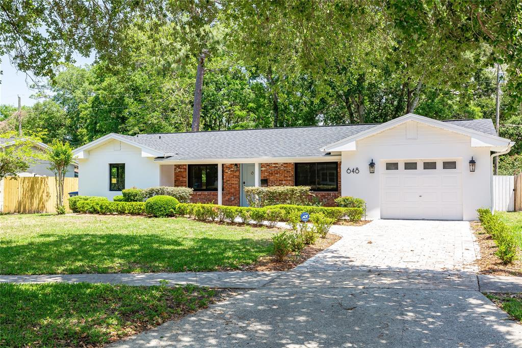 648 FITZWALTER DRIVE Property Photo - WINTER PARK, FL real estate listing