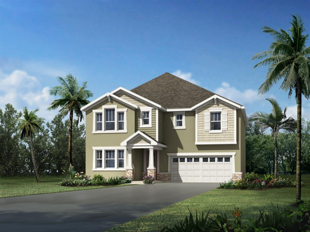 3261 JACKSON BLUFF #Lot 278 Property Photo - CLERMONT, FL real estate listing