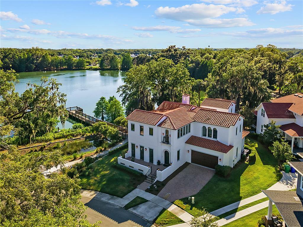 1014 Lake Brim Drive Property Photo
