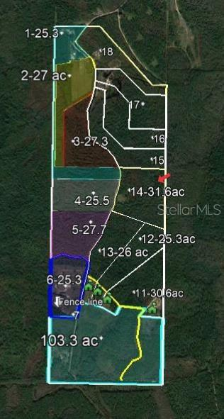 Lot 14 Omega Ranch Road Property Photo