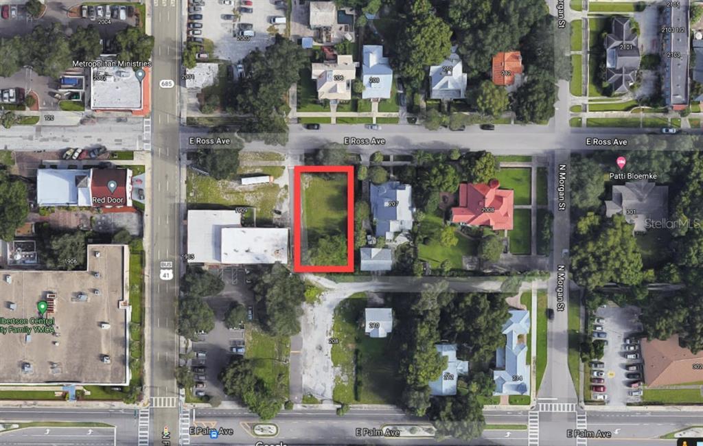 1909 N Florida Avenue #rear Property Photo