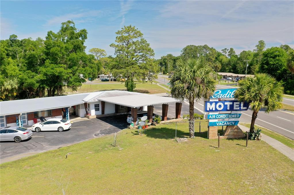 19544 NW US 441 HIGHWAY Property Photo - HIGH SPRINGS, FL real estate listing