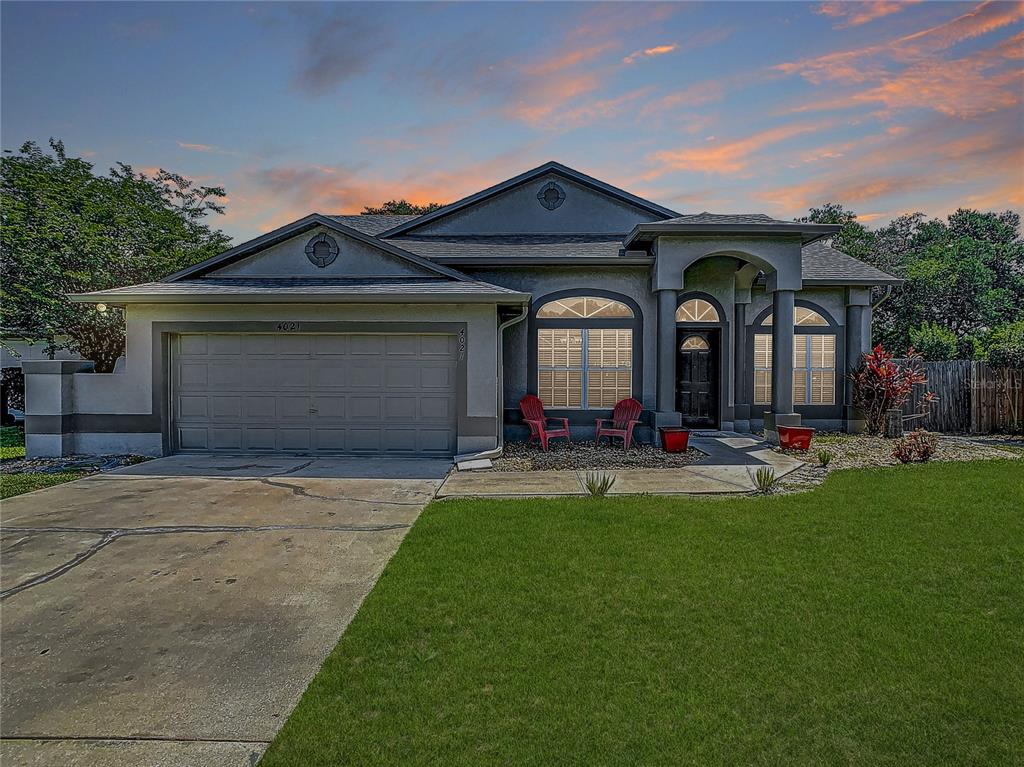 4021 Eagle Feather Drive Property Photo