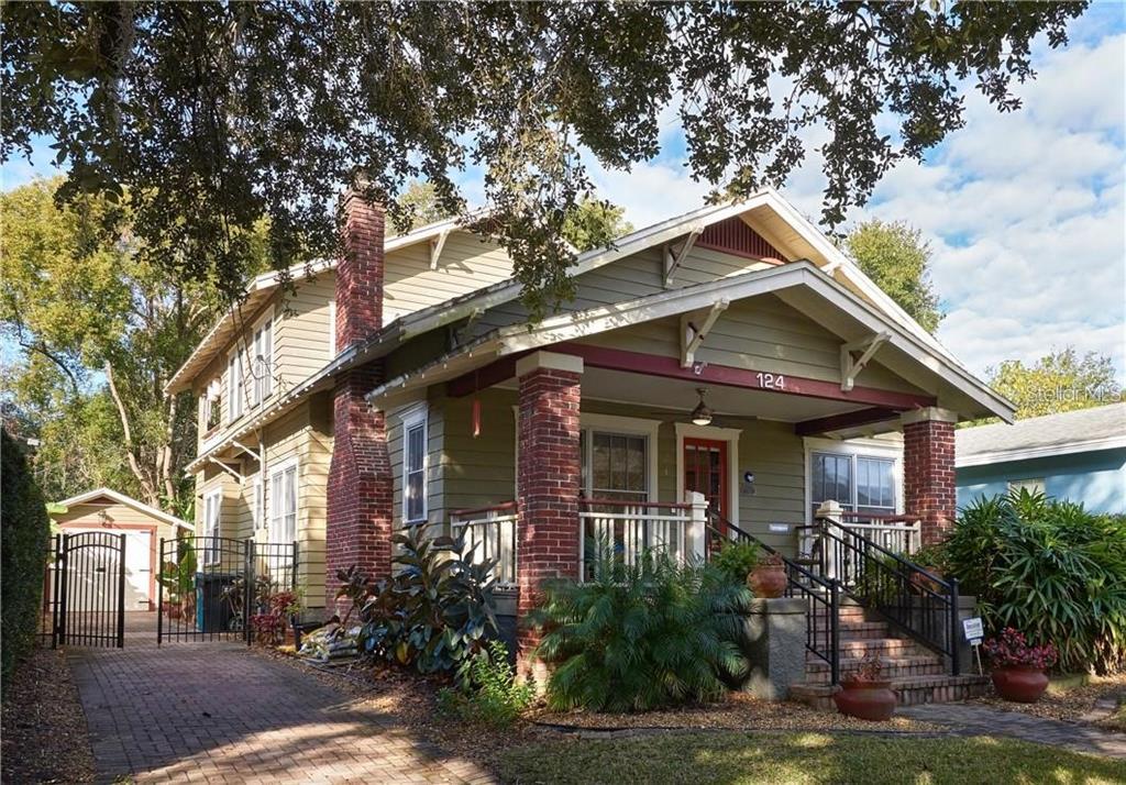 124 N SHINE AVENUE Property Photo - ORLANDO, FL real estate listing