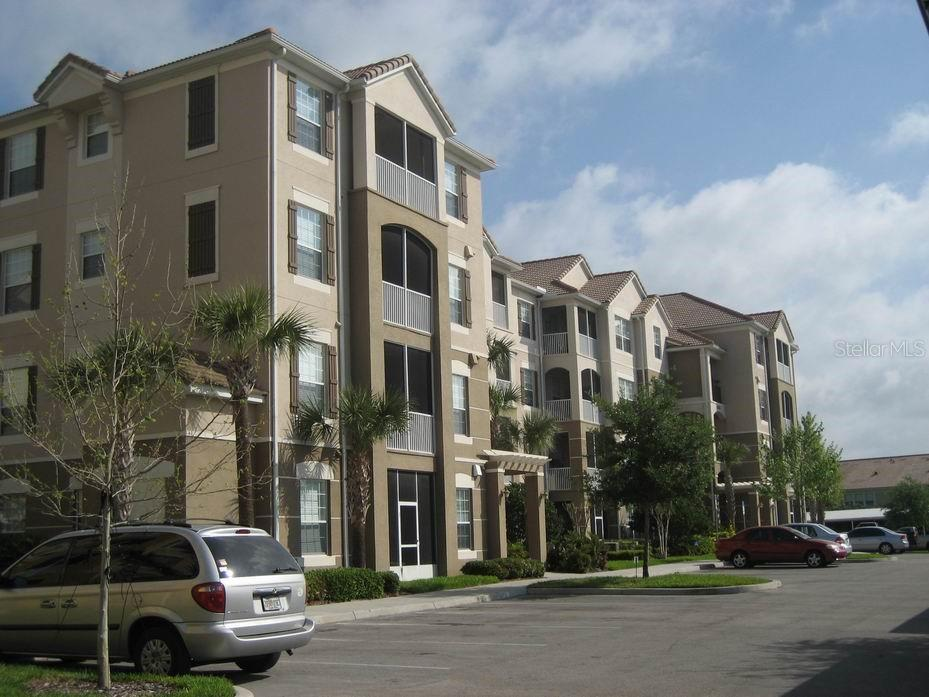3326 Robert Trent Jones Drive #40402 Property Photo