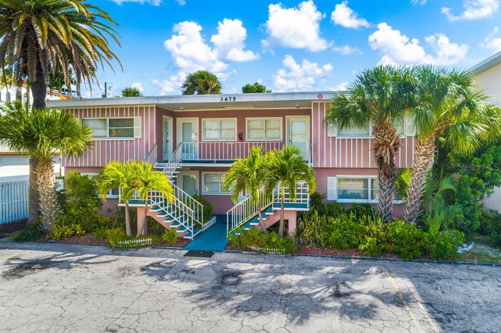 3675 Gulf Boulevard Property Photo
