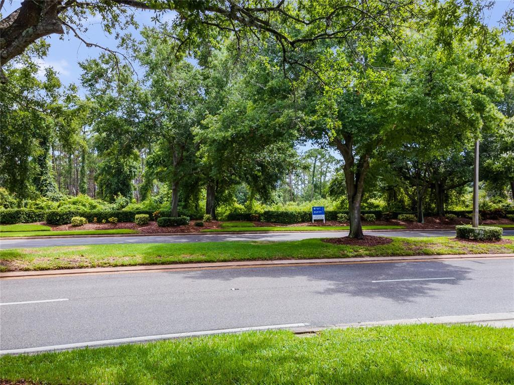 Lake Underhill Road Property Photo